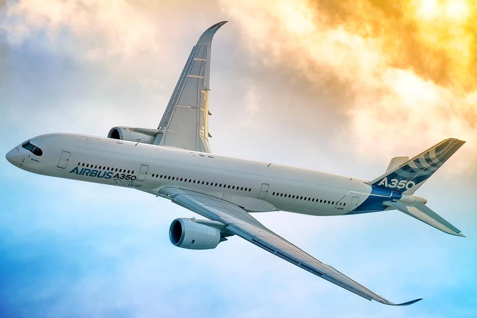 Azur Aviation, demo flights & acceptance flights company